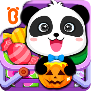 "Baby Panda's Supermarket-Halloween Party Shopping<span class=""rating-result after_title mr-filter rating-result-1319"" >			<span class=""no-rating-results-text"">No ratings yet.</span>		</span>"